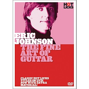 Hot-Licks-Eric-Johnson--The-Fine-Art-Of-Guitar--DVD--Standard
