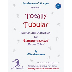 BOOMWHACKERS-Totally-Tubular-Volume-1-Book-CD-Standard
