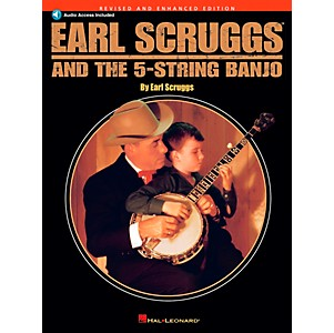 Hal-Leonard-Earl-Scruggs-and-the-5-String-Banjo--Book-and-CD-Package--Standard