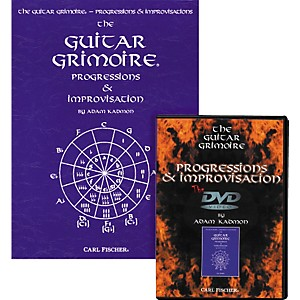 Carl-Fischer-Guitar-Grimoire-Vol--3-Pack--Book-DVD--Standard