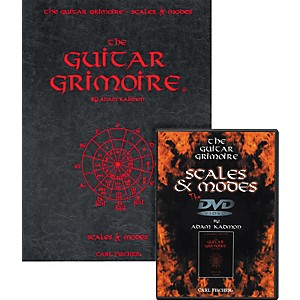Carl-Fischer-Guitar-Grimoire-Vol--1-Pack--Book-DVD--Standard