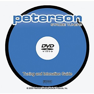 Peterson-Tuning-and-Intonation--DVD--Standard