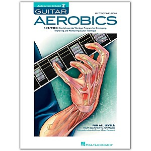 Hal-Leonard-Guitar-Aerobics---Book-2-CD-Pack-Standard