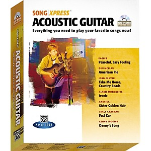 Alfred-SongXpress---Acoustic-Guitar-CD-Rom-Standard