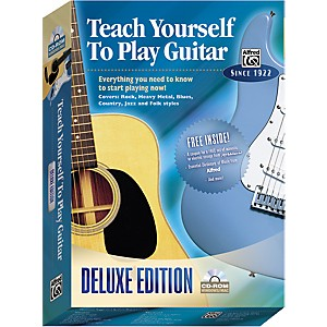 Alfred-Teach-Yourself-To-Play-Guitar-Deluxe-Edition-CD-ROM-Standard
