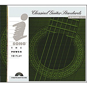 iSong-Classical-Guitar-Standards-Volume-1-CD-ROM-Standard