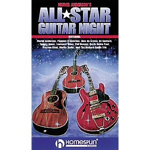Hal-Leonard-Muriel-Anderson-s-All-Star-Guitar-Night-Video-Standard