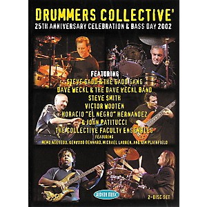 Hudson-Music-Drummers-Collective-25th-Anniversary-Celebration-and-Bass-Day-DVD-Standard