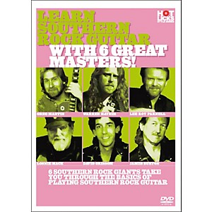 Hot-Licks-Learn-Southern-Rock-Guitar-With-6-great-Masters-Standard