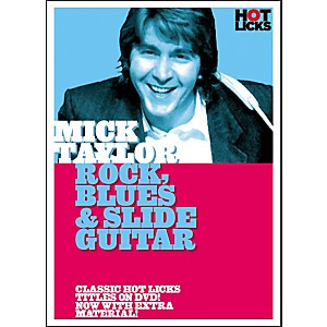Hot-Licks-Mick-Taylor--Rock-Blues-and-Slide-Guitar-DVD-Standard