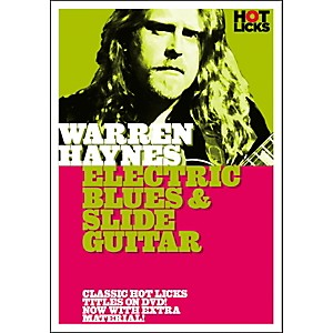 Hot-Licks-Warren-Haynes--Electric-Blues-and-Slide-Guitar-DVD-Standard
