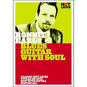 Hot-Licks-Ronnie-Earl--Blues-Guitar-with-Soul-DVD-Standard