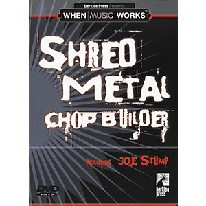Berklee-Press-Chop-Builder-for-Rock-Guitar--DVD--Standard
