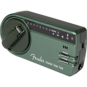 Fender-GT-1000-Green-Kinetic-Tuner-Standard