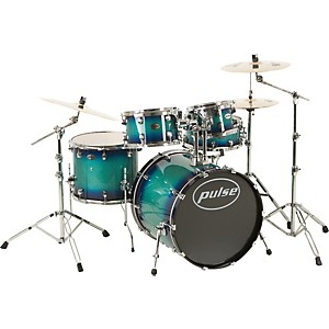 Pulse-Pro-Maple-5-Piece-Shell-Pack-Blue-Burst