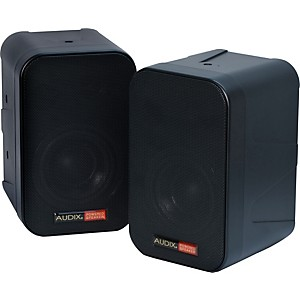 Audix-PH3-S-Powered-Speakers-Black