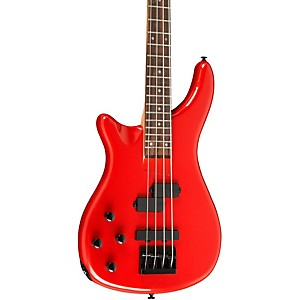Rogue-LX200BL-Left-Handed-Series-III-Electric-Bass-Guitar-Candy-Apple-Red