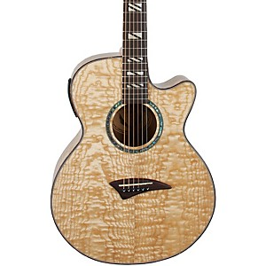 Dean-Performer-Quilt-Ash-Acoustic-Electric-Guitar-with-Aphex-Natural