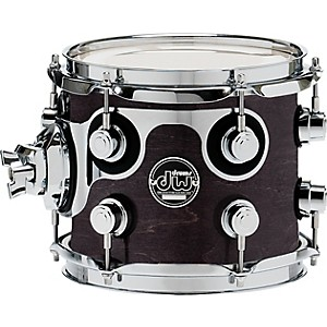 DW-Performance-Series-Tom-7x8-Ebony-Stain-Lacquer