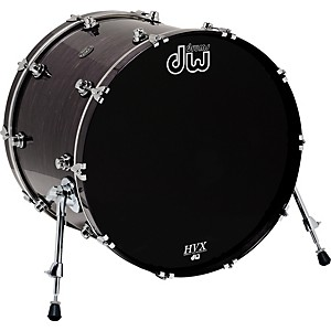 DW-Performance-Series-Bass-Drum-16x20-Ebony-Stain-Lacquer