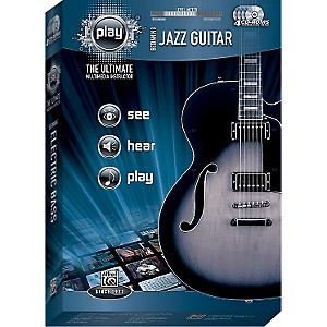 Alfred-PLAY-Series--Beginning-Jazz-Guitar-CD-ROM-Standard