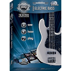 Alfred-PLAY-Series--Beginning-Electric-Bass-CD-ROM-Standard