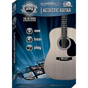 Alfred-PLAY-Series--Beginning-Acoustic-Guitar-CD-ROM-Standard