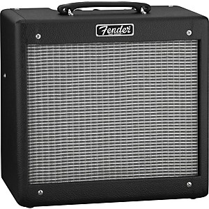 Fender-Hot-Rod-Series-Pro-Junior-III-15W-1x10-Tube-Guitar-Combo-Amp-Black