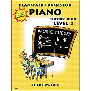 Willis-Music-Beanstalk-s-Basics-For-Piano-Theory-Book-Level-2-Standard