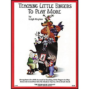 Willis-Music-Teaching-Little-Fingers-To-Play-More-Standard