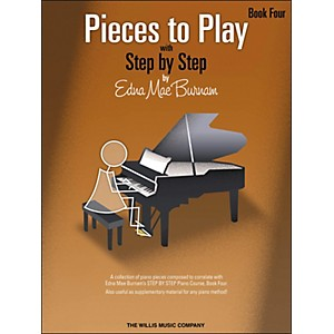 Willis-Music-Pieces-To-Play-Book-4-Standard