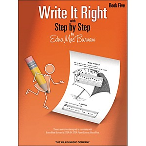 Willis-Music-Write-It-Right-Book-5-Standard