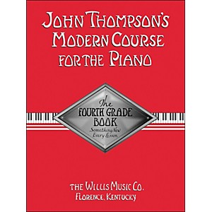 Willis-Music-John-Thompson-s-Modern-Course-For-The-Piano-Fourth-Grade-Book-Standard