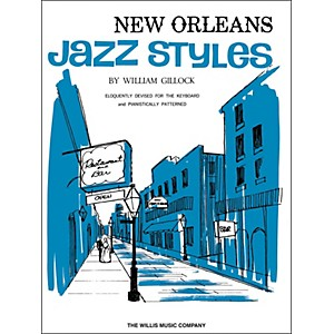 Willis-Music-New-Orleans-Jazz-Styles-Keyboard-Piano-by-William-Gillock-Standard