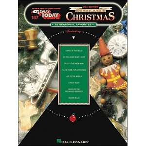 Hal-Leonard-Ultimate-Christmas-75-Seasonal-Favorites-2nd-Edition-E-Z-Play-187-Standard