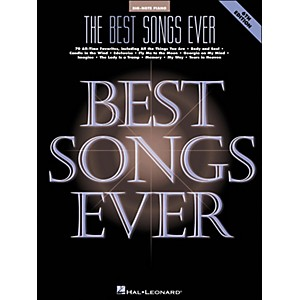Hal-Leonard-Best-Songs-Ever-6Th-Edition-For-Big-Note-Piano-Standard