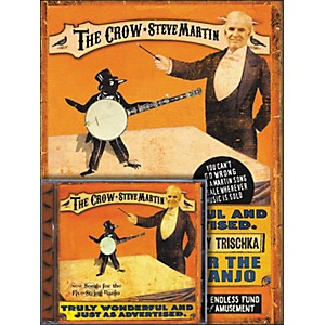 Homespun-Steve-Martin---The-Crow-Tablature-Book-CD-Combination-Pack-Standard