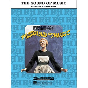 Hal-Leonard-The-Sound-Of-Music-Beginner-s-Piano-Book-For-Easy-Piano-Standard