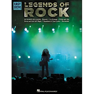 Hal-Leonard-Legends-Of-Rock---Easy-Guitar-Tab-Standard