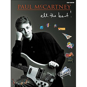 Hal-Leonard-Paul-Mccartney---All-The-Best-For-Easy-Guitar-Tab-Standard