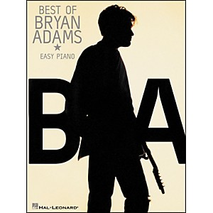 Hal-Leonard-The-Best-Of-Bryan-Adams-For-Easy-Piano-Standard