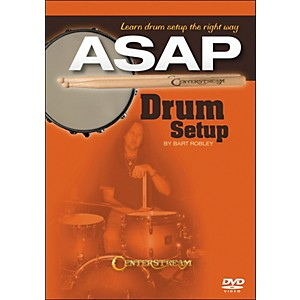 Centerstream-Publishing-Drum-Setup-ASAP--Learn-Drum-Setup-The-Right-Way-DVD-Standard