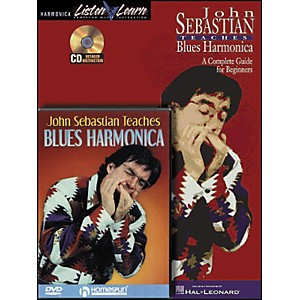 Hal-Leonard-John-Sebastian-Bundle-Pack--Book-CD-DVD--Standard