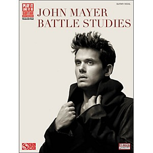Cherry-Lane-John-Mayer---Battle-Studies-Tab-Book-Standard