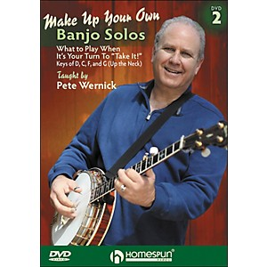 Homespun-Make-Up-Your-Own-Banjo-Solos-DVD-2-By-Pete-Wernick-Standard