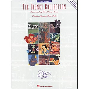 Hal-Leonard-The-Disney-Collection-Revised-And-Updated-For-Easy-Piano-Standard