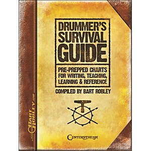 Centerstream-Publishing-Drummer-s-Survival-Guide--Pre-Prepped-Charts-For-Writing--Teaching--Learning--And-Reference-Standard