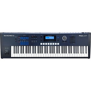 Kurzweil-PC3LE7-76-Key-Performance-Controller---Workstation-Keyboard-Standard