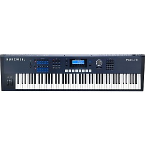 Kurzweil-PC3LE8-88-Key-Hammer-Action-Performance-Controller---Workstation-Keyboard--Light-Edition--Standard