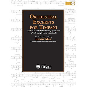 Carl-Fischer-Orchestral-Excerpts-For-Timpani-Standard